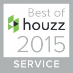 Ben's Wins Best of Houzz 2015 for Residential Contracting