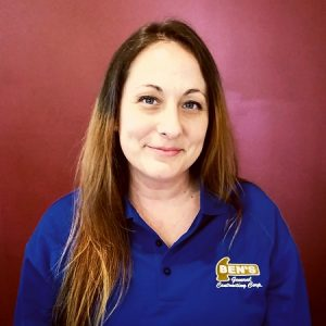 Tyra Kasendorf – Claims and Permits Administrator