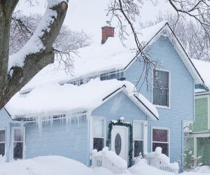 Preparing House For Winter Weather