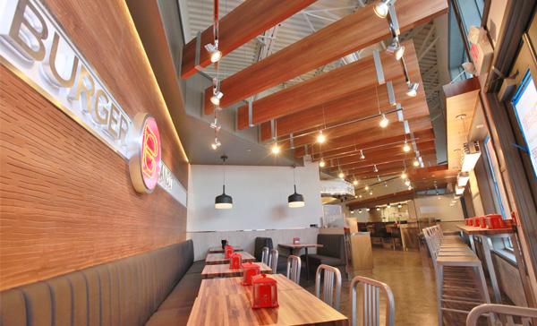 Lynbrook Burger Bandit Restaurant